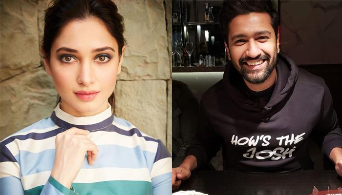 'Baahubali' Actress, Tamannaah Bhatia Wants To Go On A Date With Vicky Kaushal