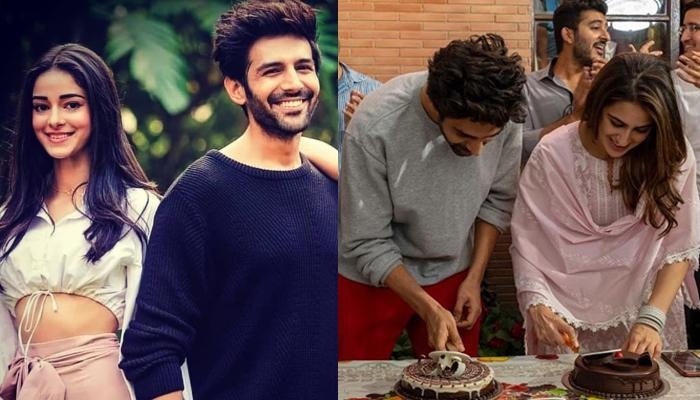 Ananya Panday Is Upset With Rumoured BF, Kartik Aaryan For His Growing Closeness With Sara Ali Khan?