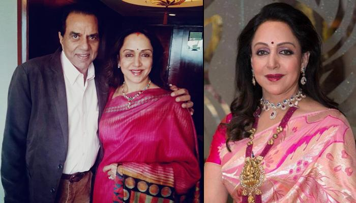 Hema Malini Declares Her And Husband Dharmendra's Assets Worth Rs 225 Crore In A Affidavit [Details]
