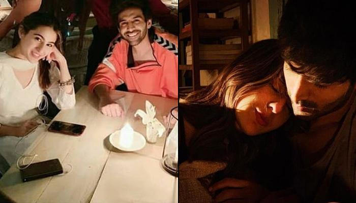 Sara Ali Khan's Romantic Date With Her Crush Kartik Aaryan, Is Dream Come True Moment For Their Fans