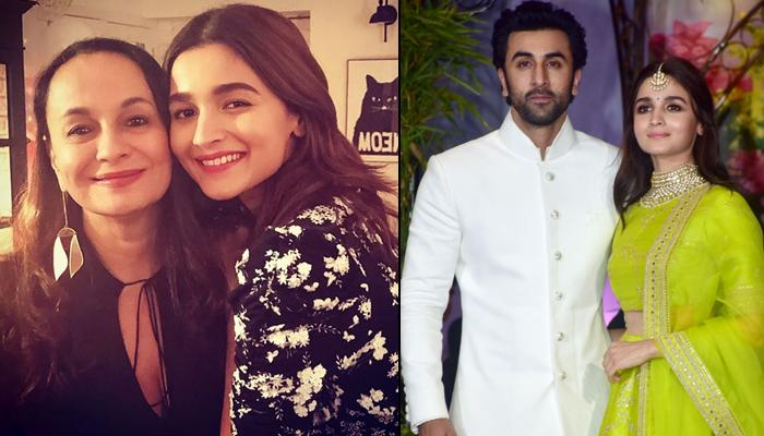 Soni Razdan On Alia Bhatt And Ranbir Kapoor's Budding Relationship, Says 'I'm Happy If She Is Happy'