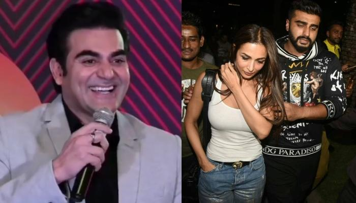 Arbaaz Khan Gives The Most Hilarious Reaction When Asked About Ex-Wife, Malaika Arora's Marriage