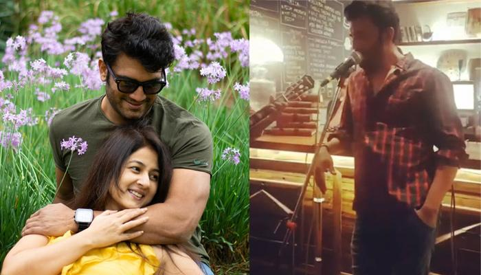 Sharad Kelkar Singing 'Hamein Tumse Pyar Kitna' For Wife, Keerti Kelkar Is Redefining Couple Goals