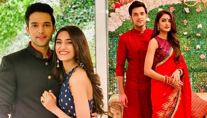 Erica Fernandes Finally Reveals The Truth About Her Dating Rumours With Co-Star, Parth Samthaan