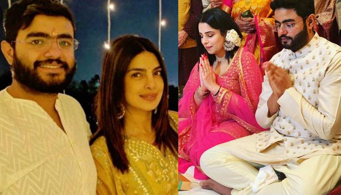 Priyanka Is Super-Excited For Baby Bro Siddharth's Wedding, Pens A Heartfelt Note On Siblings Day