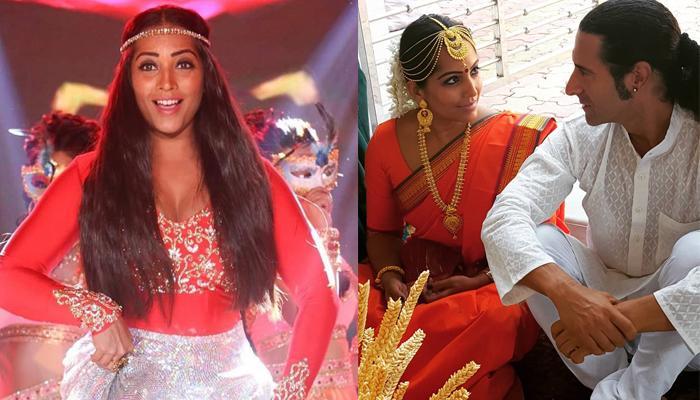 'Kaliyon Ka Chaman' Fame, Meghna Naidu Shares Her First Bridal Pic From Her Secret Wedding