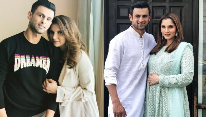 Shoaib Malik Completes Nine-Years Of 'Happily Ever After' With Sania Mirza, Shares A Mushy Picture