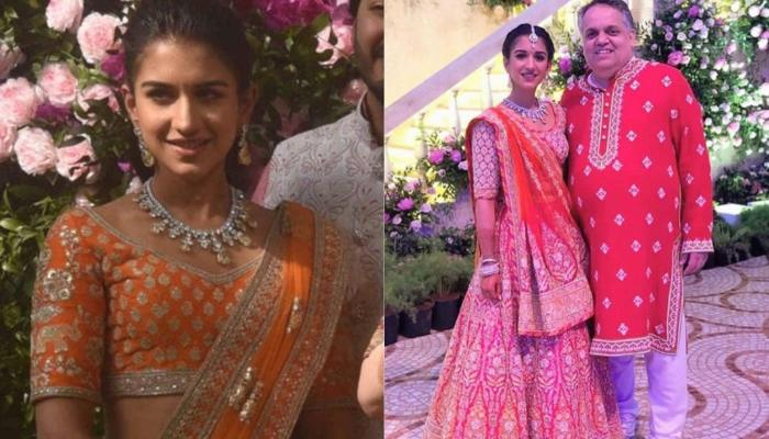 Radhika Merchant Repeated Diamond Jewellery On Akash-Shloka's Wedding, Inspires Everyone