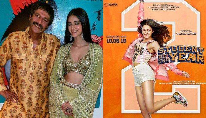 Chunky Panday Says It Was Both 'Pleasant And Shocking' Seeing Daughter, Ananya Panday On-Screen