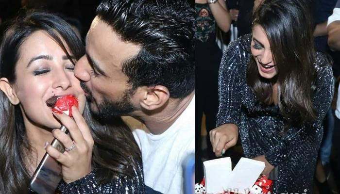 Rohit Reddy Throws A Surprise Birthday Party For Wife, Anita Hassanandani [Pictures Inside]