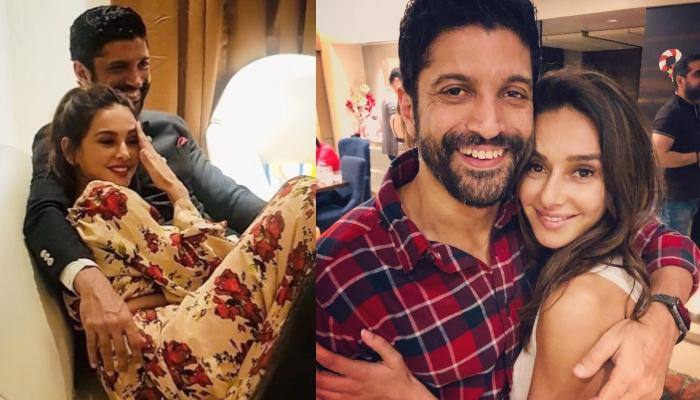 Farhan Akhtar Is 'Head-Over-Heels-In Love' With Girlfriend, Shibani Dandekar's Latest Picture