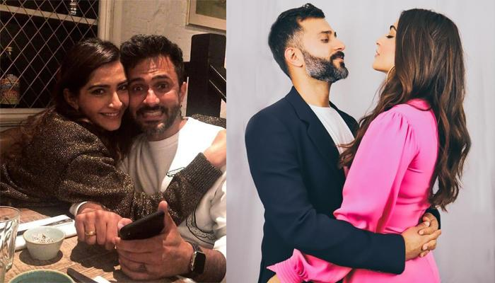 This Is What Anand Sonam Ahuja Did To Support Sonam Kapoor Ahuja After Their Marriage