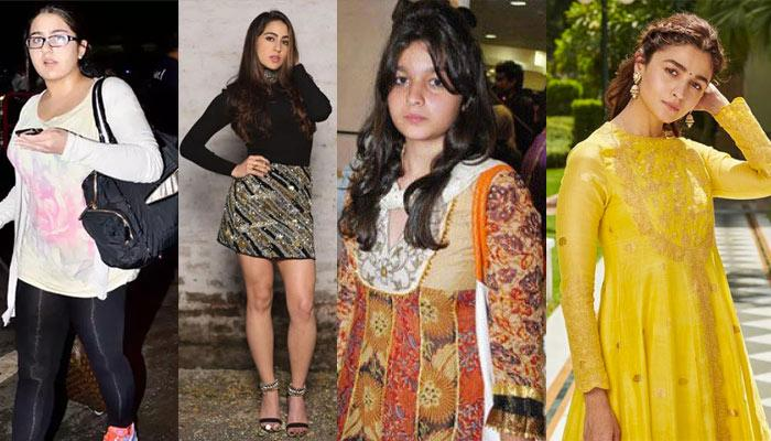 Sara Ali Khan To Alia Bhatt: B-Town Divas Who Went From Fat To Fab With Dedication And Hard Work