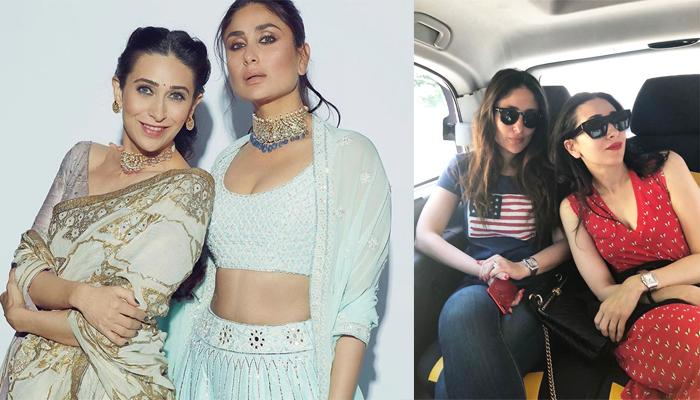 Karisma Kapoor Shares A 'Every Day Is Siblings Day' Picture With Kareena Kapoor Khan