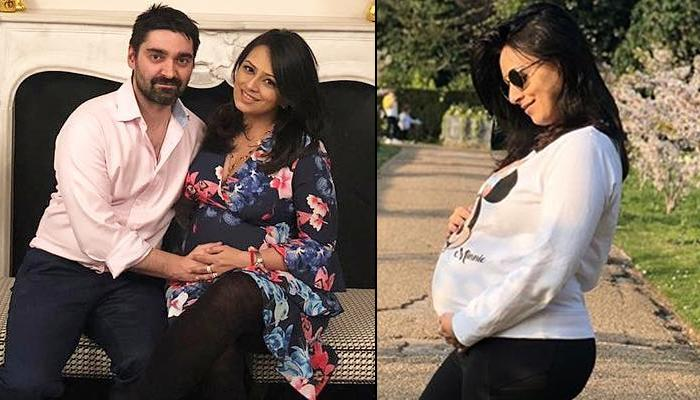 Deeya Chopra Mehta Shares The First Glimpse Of 10-Day-Old Baby Boy, Reveals Their Little One's Name