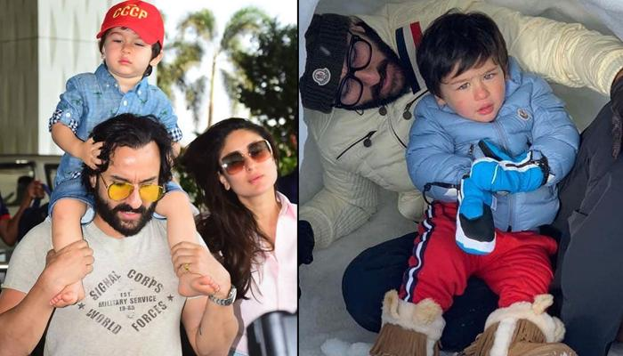 Saif Ali Khan On Refusing To Pose With Taimur Ali Khan, 'I Am Within My Right To Choose Not To Pose'