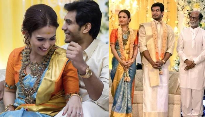 Soundarya Rajinikanth Reveals About A Tense Moment During Her Wedding With Vishagan Vanangamudi