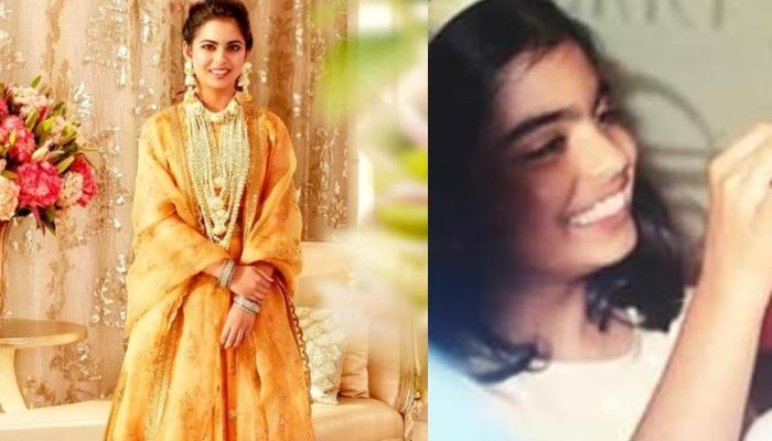 Unseen Childhood Picture Of Isha Ambani Piramal Will Make You Wonder How Gracefully She Has Grown Up