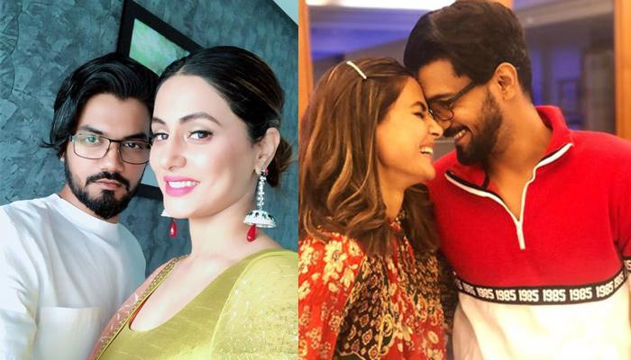 Hina Khan Had Held Back Her Extreme Desire To Do This Until Beau, Rocky Jaiswal Arrived In India