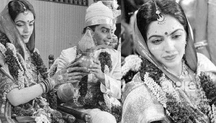 Unseen Pictures From Nita Ambani's Wedding To Mukesh Ambani Proves That She Is A Timeless Beauty