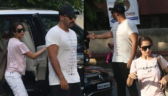 Malaika Arora And Arjun Kapoor Go Through Pre-Marital Health Check-Up Just Before Rumoured Wedding?