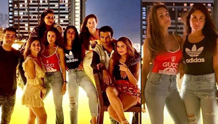 Malaika Arora Parties With Her 'Girl Squad' Kareena-Amrita, Amidst Wedding Rumours With Arjun Kapoor