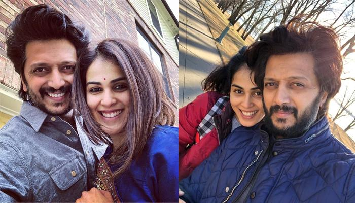 Riteish Deshmukh Says He Will Take Every Opportunity To Work With Wifey, Genelia Deshmukh
