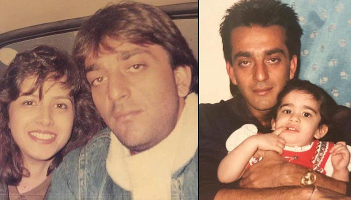 When Sanjay Dutt Was Miffed With Richa Sharma When Trishala Dutt Called Him 'Uncle' Not 'Dad'