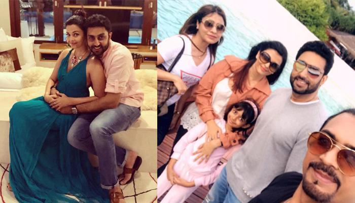 Aaradhya Bachchan Turns Paparazzi For Parents, Aishwarya Rai Bachchan And Abhishek Bachchan