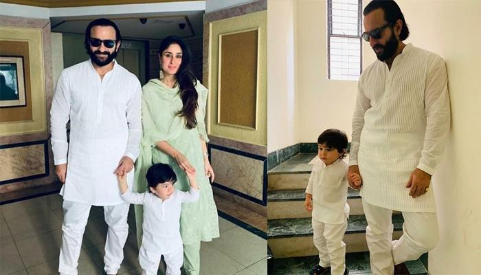 Saif Ali Khan Requests Paparazzi Not To Stalk Taimur Ali Khan, Says He Is Not A Star