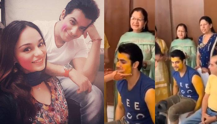 Sharad Malhotra's Haldi Ceremony Has Started, Elders Sing, 'Mathe Te Chamkan Waal' [Video Inside]