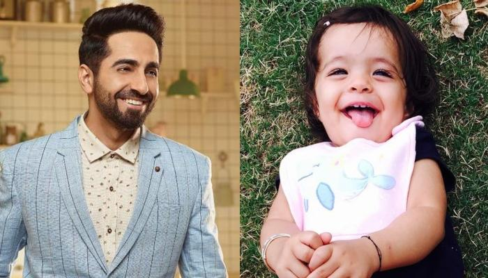 Ayushmann Khurrana Pours His Heart Out As He Wishes His 'Chota Baby' Varusha On Her 5th Birthday