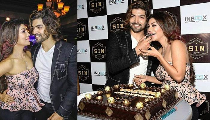 Gurmeet Choudhary Organises A Grand Birthday Party For Wife, Debina Bonnerjee (Pics And Videos)