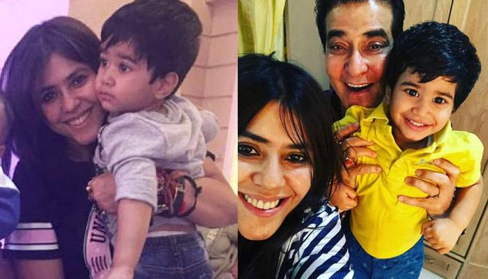 Ekta Kapoor's Son Ravie Kapoor Attends First Birthday Party With Tusshar And Lakshya, Picture Inside