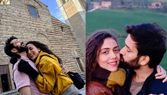 Nakuul Mehta And His Wifey Jankee Parekh Are Having The Best Time In Italy, Pictures Inside