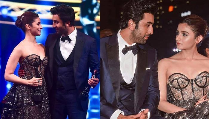 Alia Bhatt Thanks Her Beau, Ranbir Kapoor For Making Her Heart Shine And Her Eyes Smile