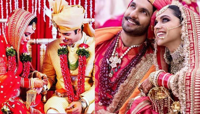 Ripci Bhatia's Wedding Chunni Shared An Uncanny Resemblance To Deepika Padukone's Chunni [Pic]