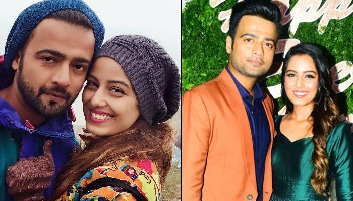 Manish Naggdev And Ex Srishty Rode Come Under One Roof For A Wedding For The First Time Post Breakup