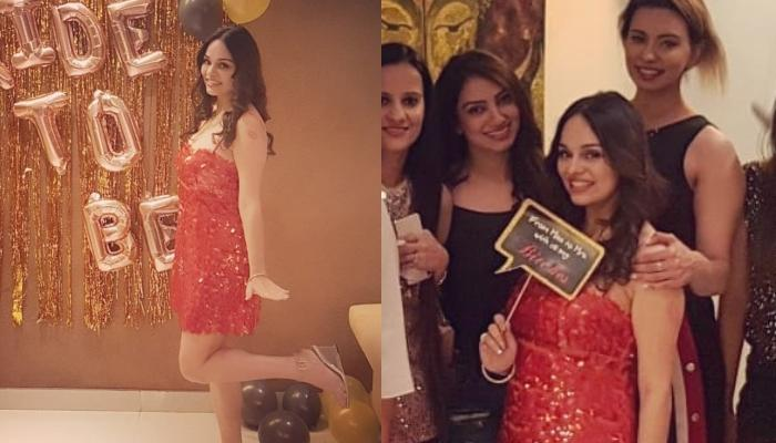 Sharad Malhotra's Wife, Ripci Malhotra's Bachelorette Party Was All About Glam And Glitter