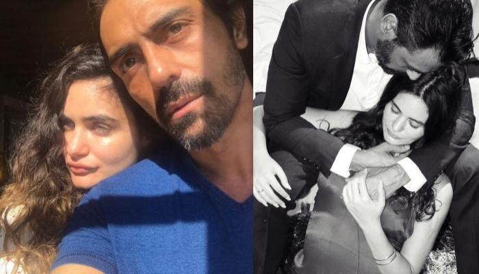 Arjun Rampal And Girlfriend Gabriella Demetriades Are Expecting Their First Baby, Announce Pregnancy