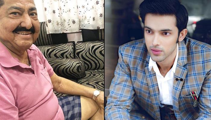 Parth Samthaan Writes Emotional Tribute For His Late Dad, Remembers The Last Time He Saw Him Smiling