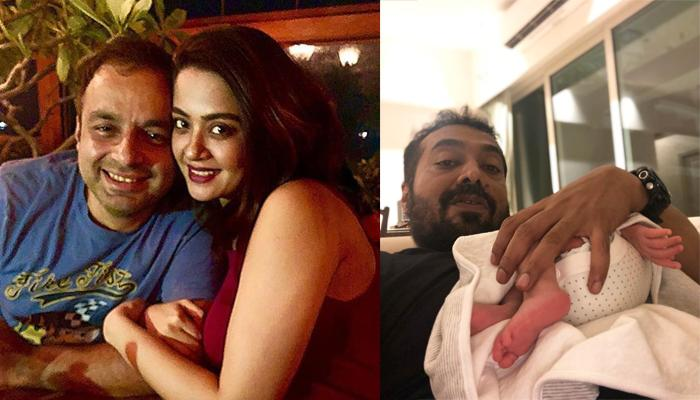 Surveen Chawla And Akshay Thakker Assign Anurag Kashyap As Their Baby Girl, Eva's Godfather