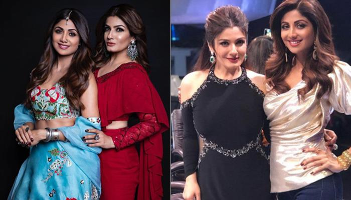 Akshay Kumar's Ex, Shilpa Shetty Praises His Another Ex, Raveena Tandon That She Is Very 'Mast'