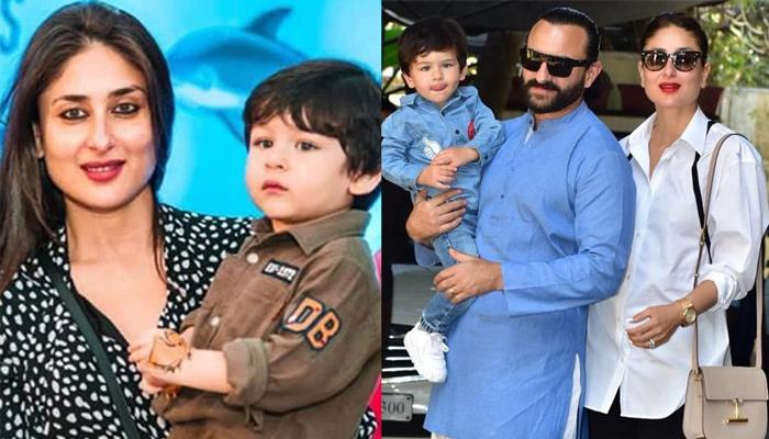 Taimur Ali Khan Has Picked Up New Words And This Is What He Tells His Mommy, Kareena Kapoor Khan