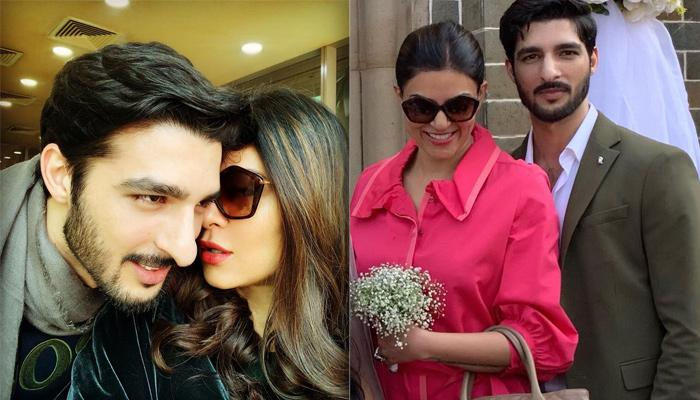 Sushmita Sen And Boyfriend, Rohman Shawl Are Living In Together At A Plush Bandra Apartment?