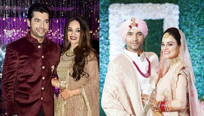 Newly-Weds Sharad Malhotra And Ripci Malhotra's First Look Post-Wedding Is Out, Picture Inside