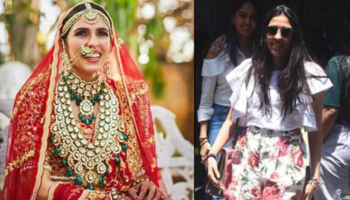Shloka Mehta, Newly-Wed Ambani Bahu, Steps Out In Her Floral Outfit For The First Time Post-Wedding