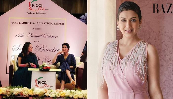 Sonali Bendre On Her Cancer Battle, Says It's Not A Badge She Wants To Wear And Move Around