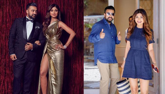 Raj Kundra Is A Personification Of Patience While Shilpa Shetty Kundra Spends Hours In A Hair Salon