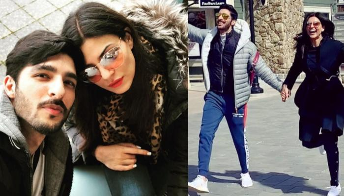 Sushmita Sen Shares A 'Runaway' Picture With Rohman Shawl From Their New York Vacations